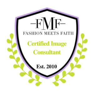 Certified Image Consultant Badge